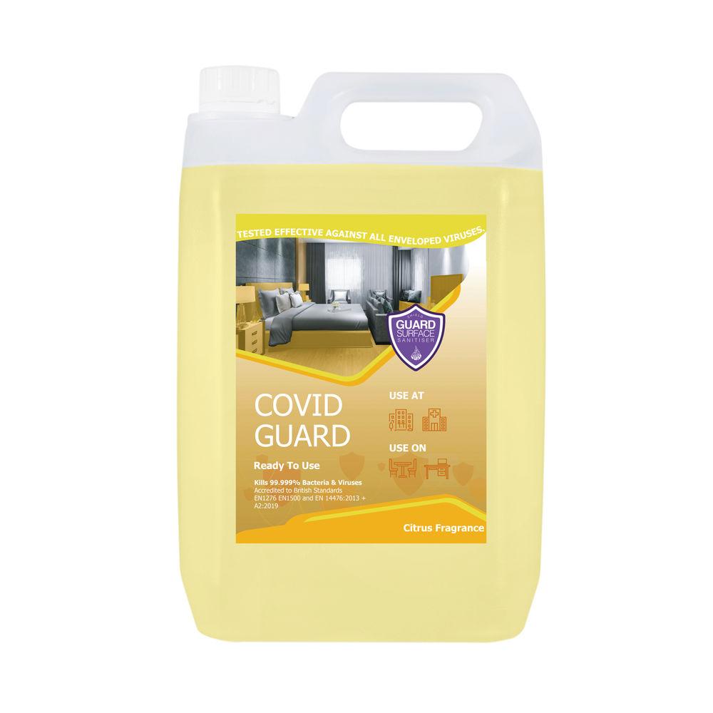 Virucidal Cleaner Fragranced 5 Litres (Pack of 2) CGV-F-RTU-2