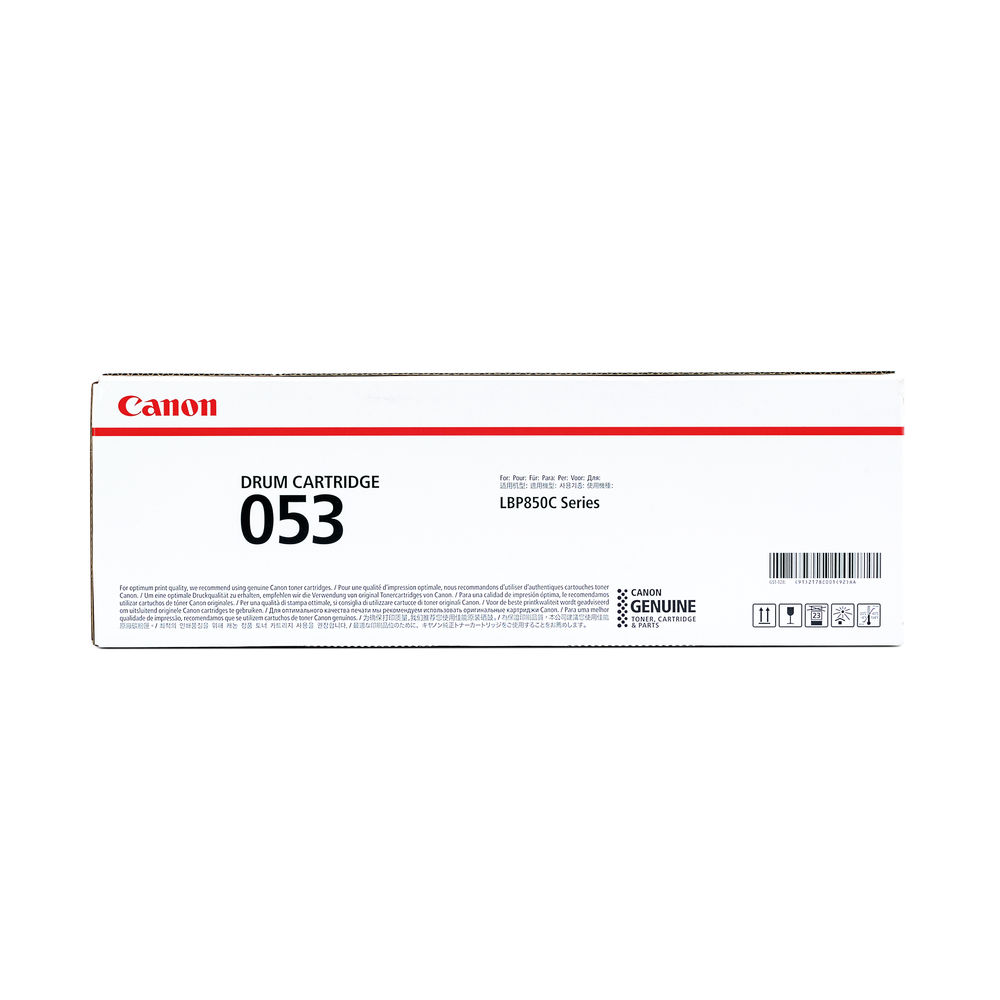 Canon 053 Black Drum Unit 2178C001