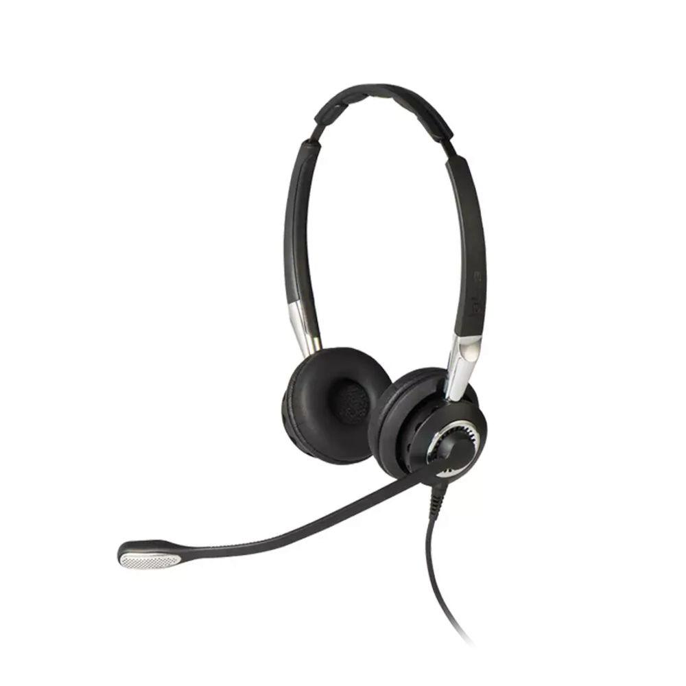 Jabra Biz 2400 II UC Mono Headset - 2496-829-209