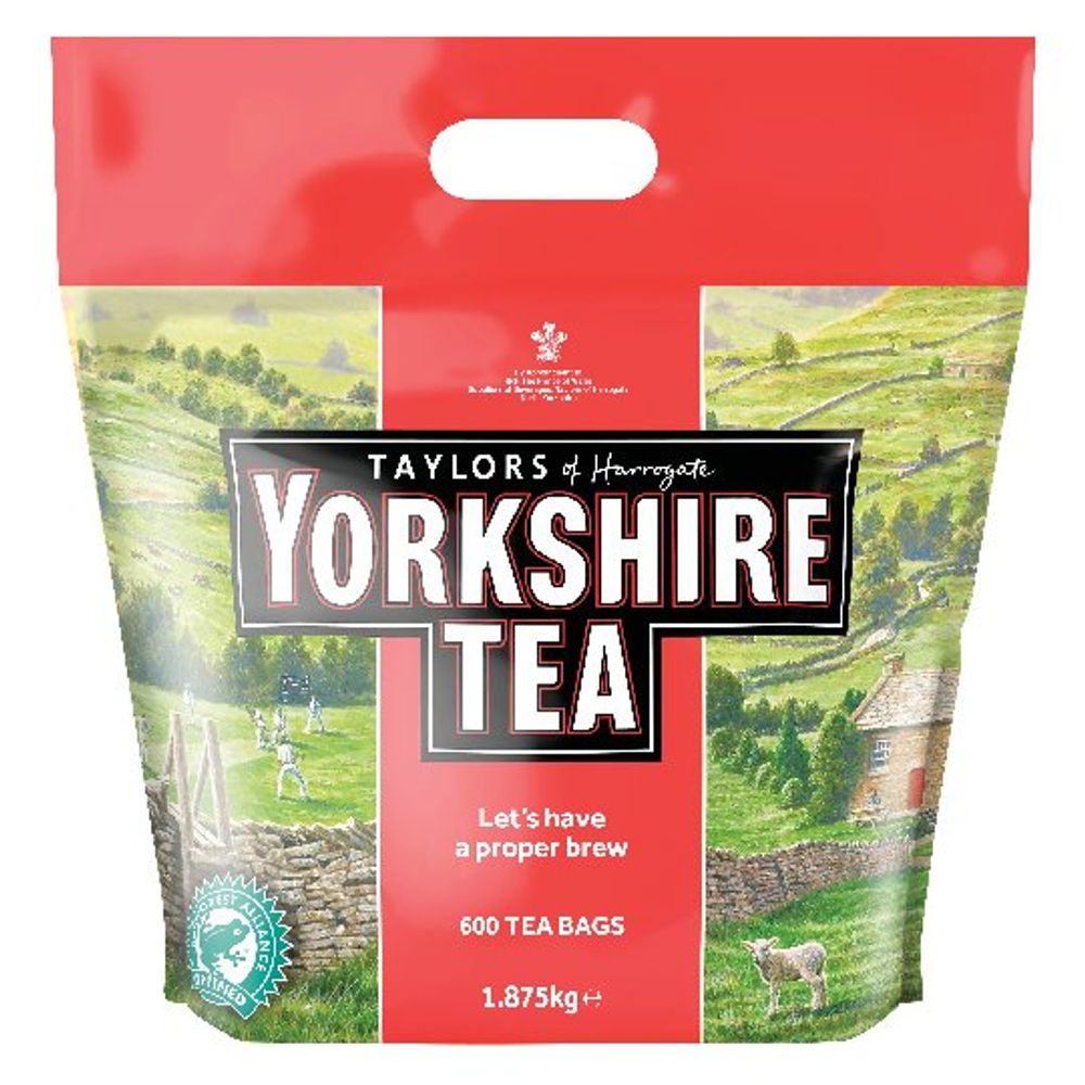 Yorkshire Tea Bags, Pack of 600 - 1108