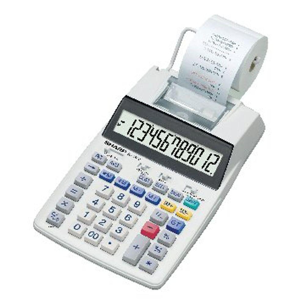 Sharp Printing Calculator - EL1750V