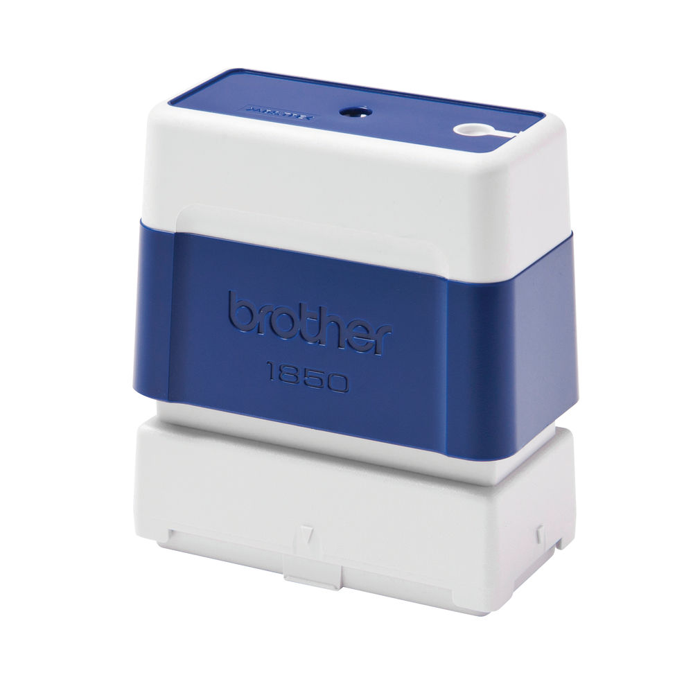 Brother PR1850E Stamp 50 x 22mm Blue PR1850E6P
