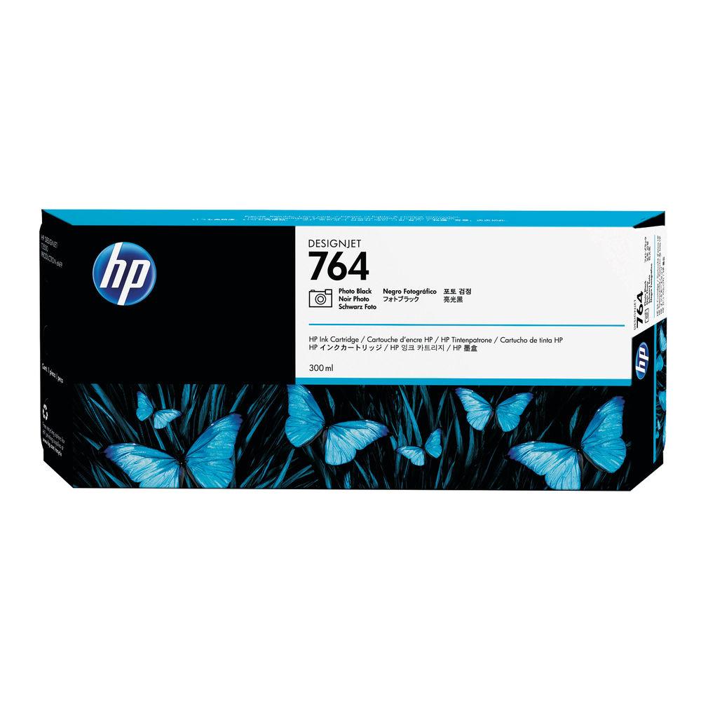 HP 764 Photo Black Ink Cartridge - C1Q17A