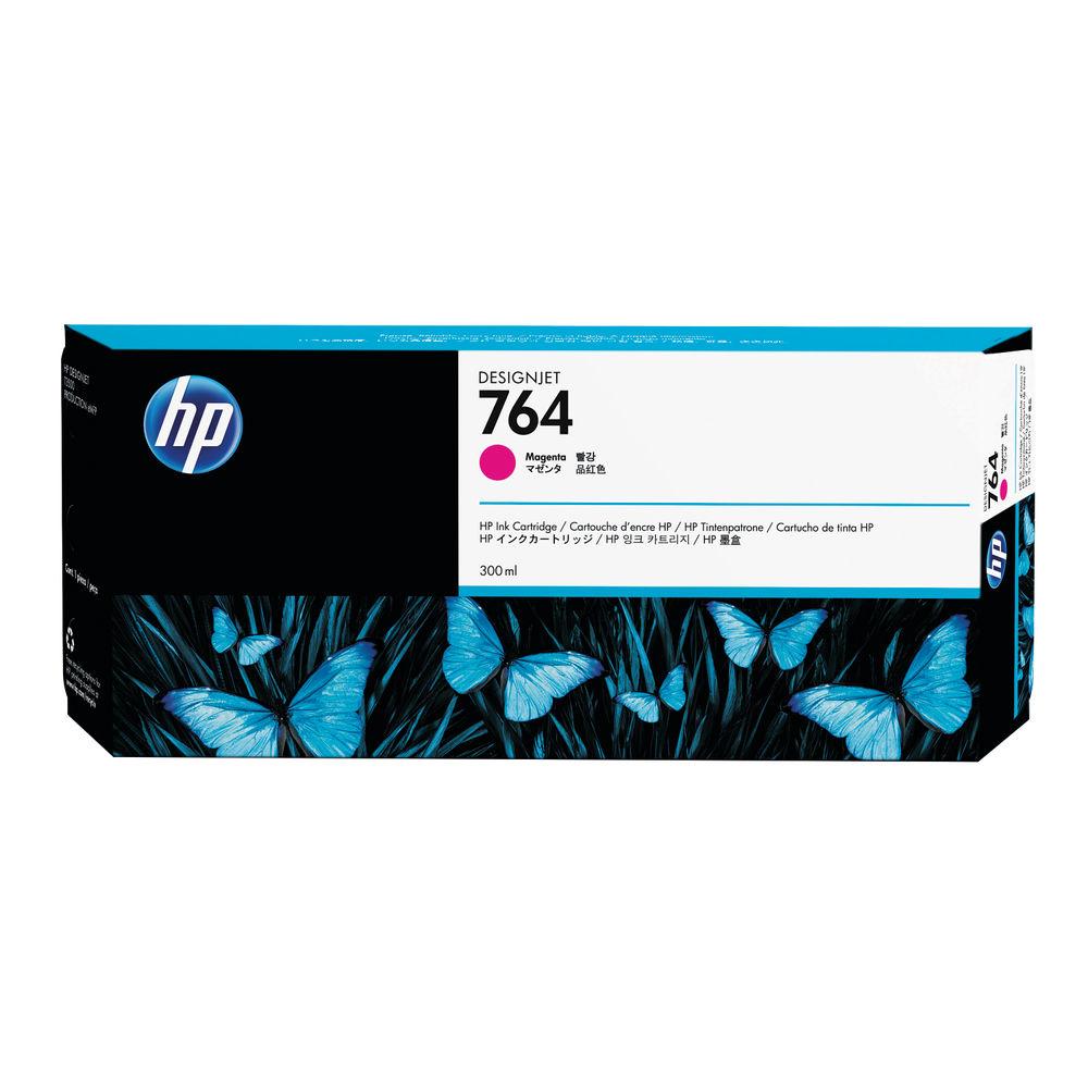 HP 764 Magenta Ink Cartridge - C1Q14A