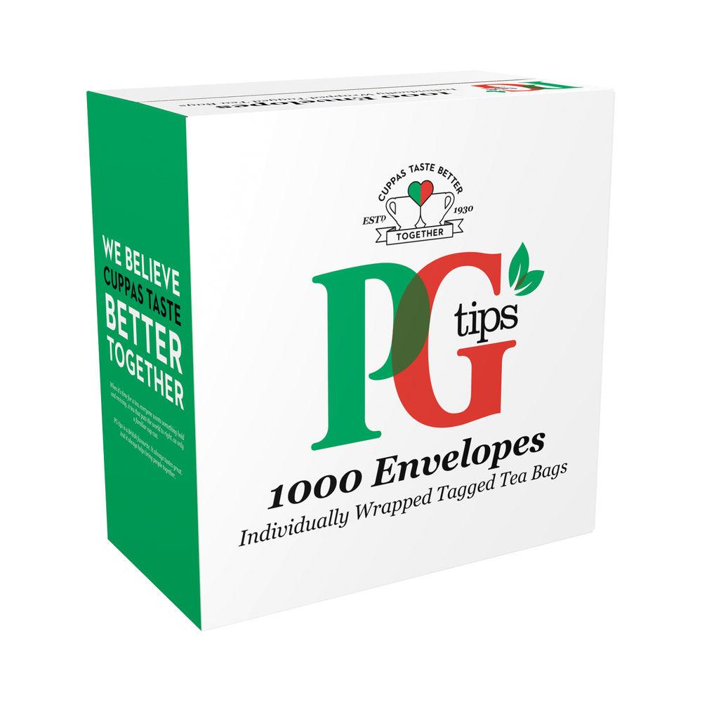 PG Tips Envelope Tea Bags (Pack of 1000) 68441863