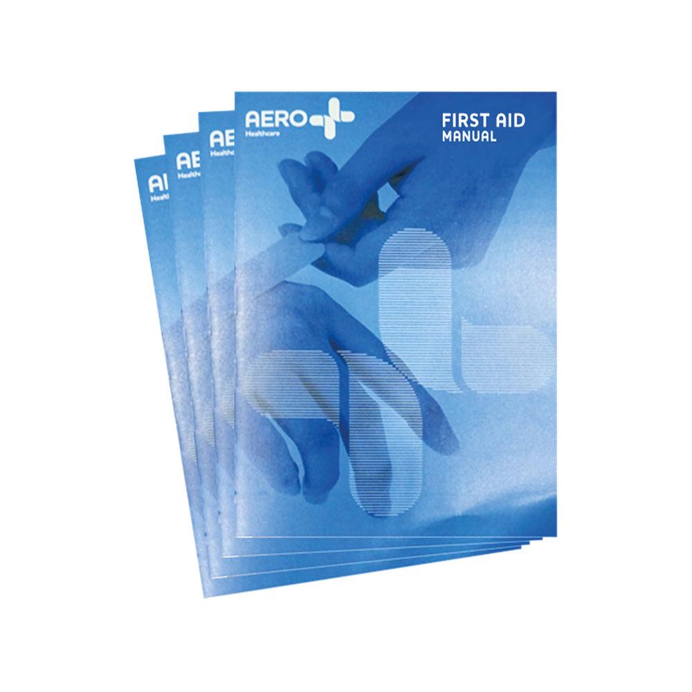 Aero A4 First Aid Manual - P91119