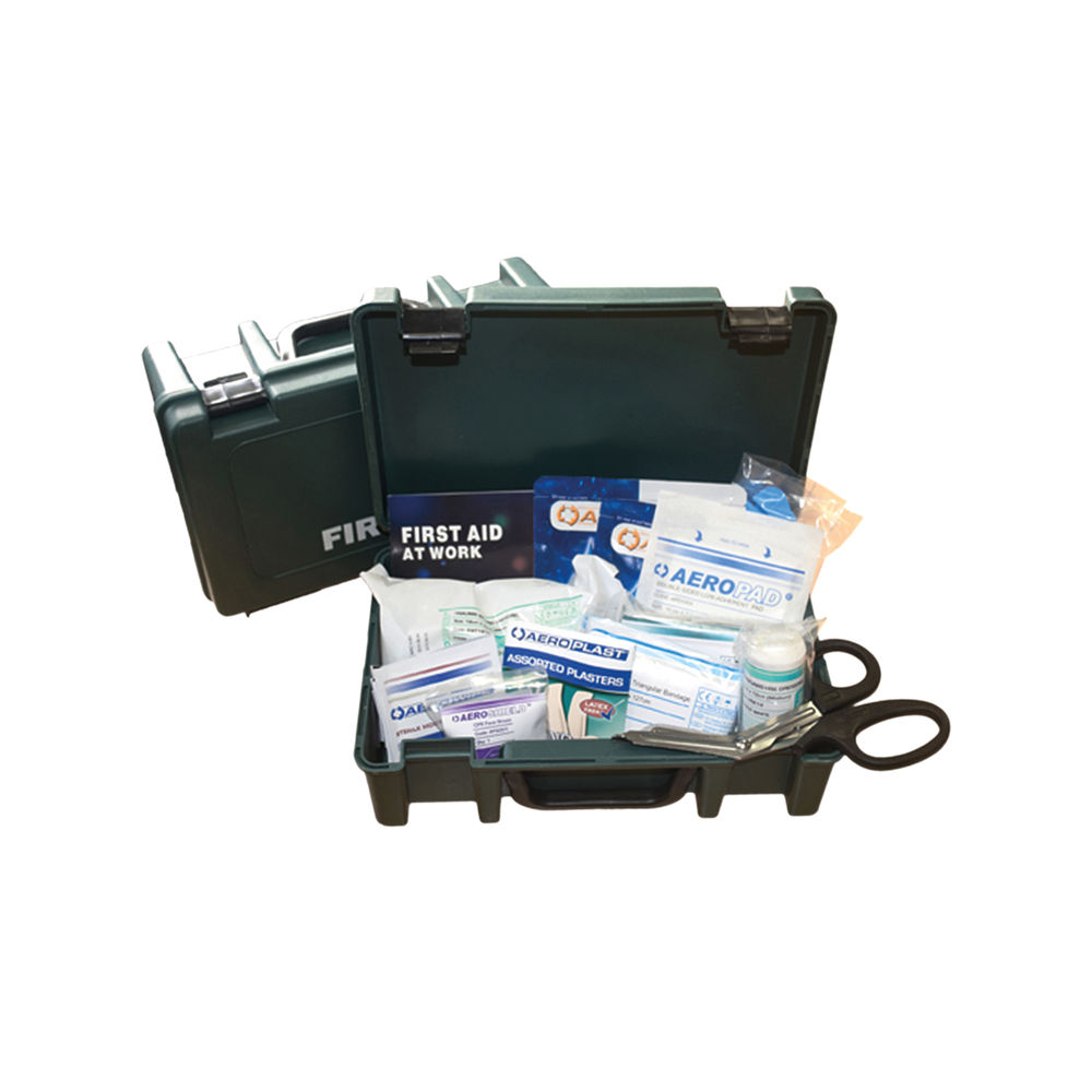 Aerokit BS8599-2 Medium Car/Motor First Aid Kit