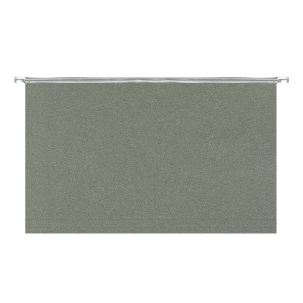 Green Foolscap Suspension Files, Pack of 50 - WX21001