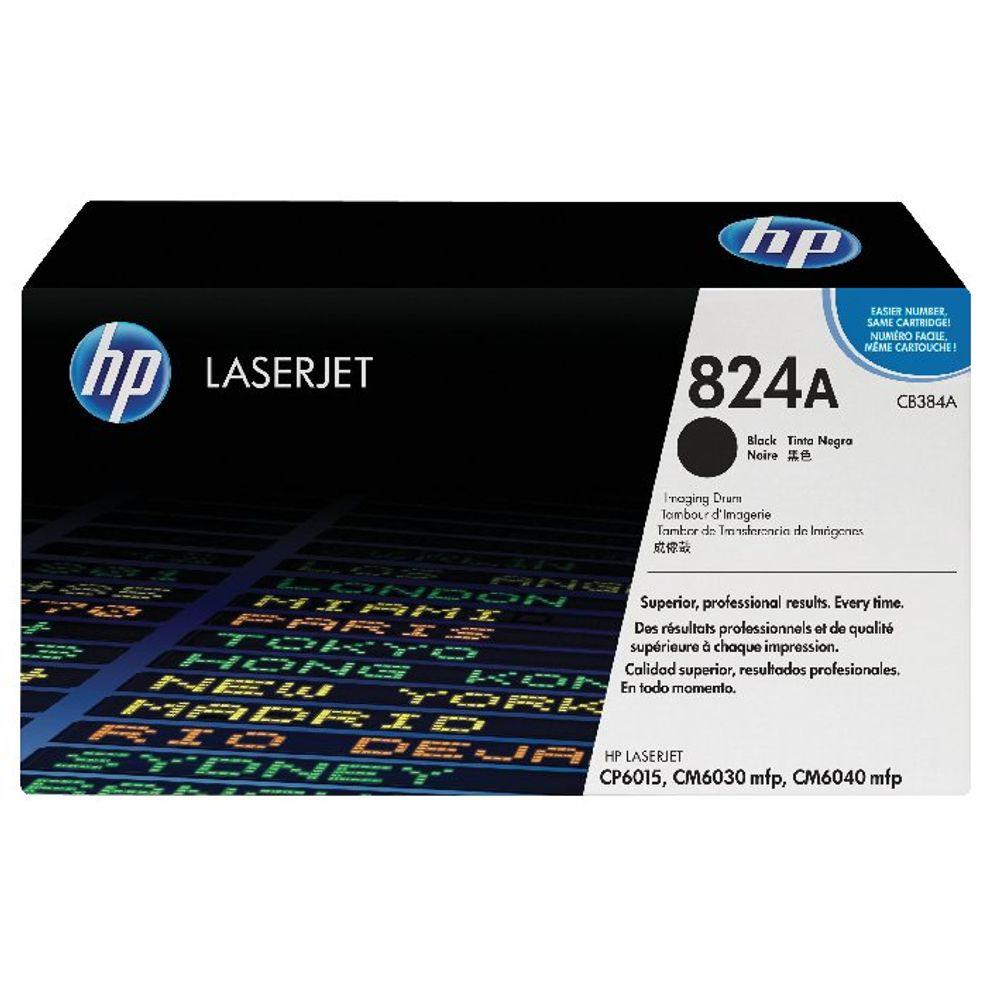 HP 824A Black Image Drum - CB384A