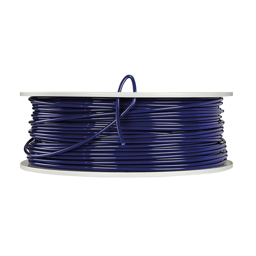 Verbatim Blue 1.75mm PLA 3D Printing Filament, 1kg Reel - 55322