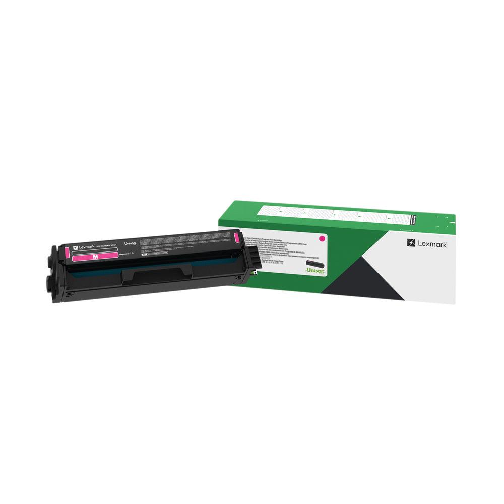 Lexmark C3220 Magenta Toner Cartridge - C3220M0