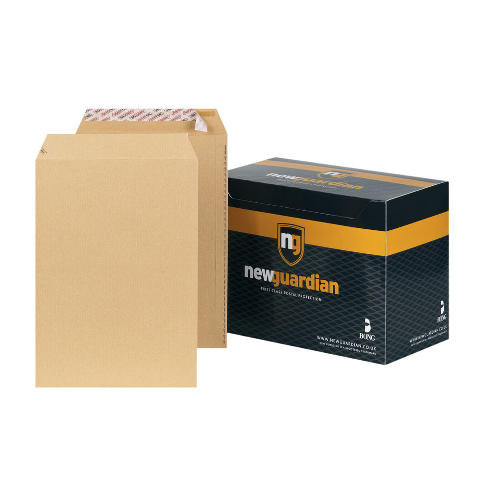 New Guardian C4 Manilla Pocket Envelopes, Pack of 250 - J26339