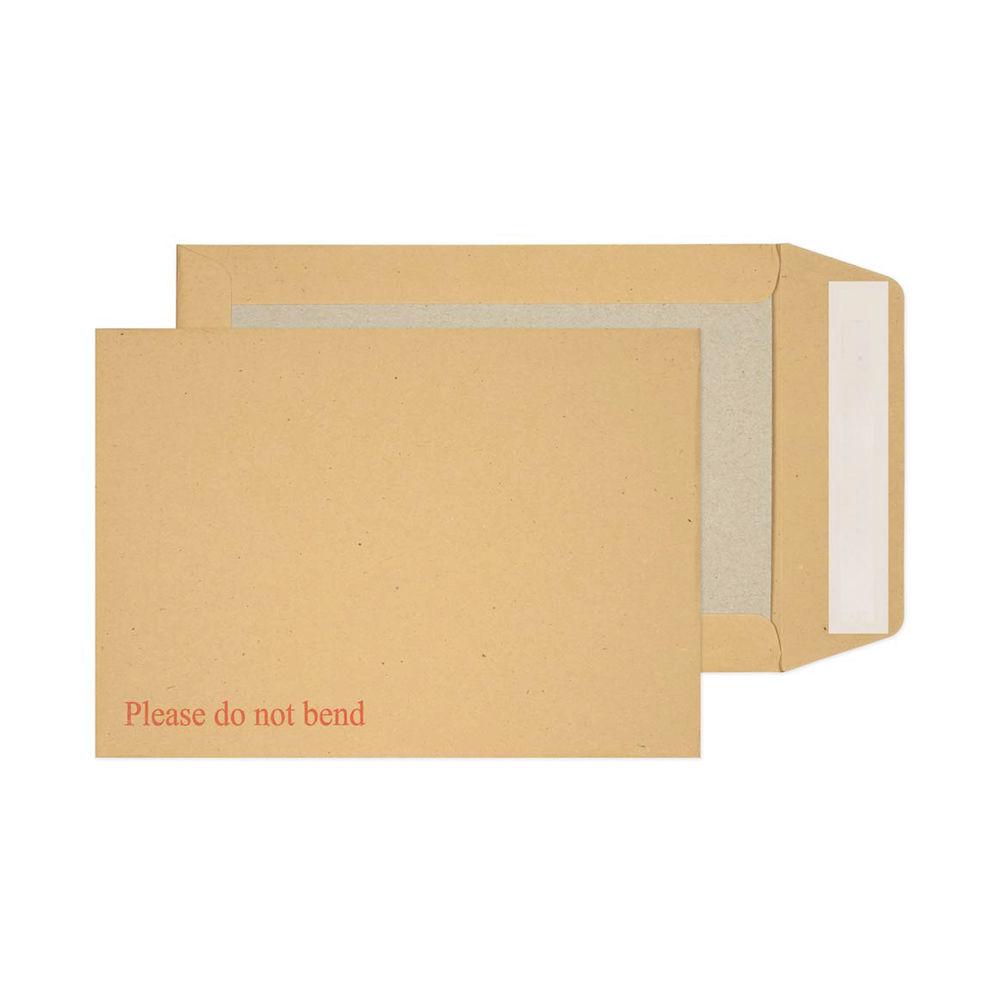 C5 Board Back Pocket Env Peel and Seal 229 x 162mm (Pack of 25) 5112/25 PR