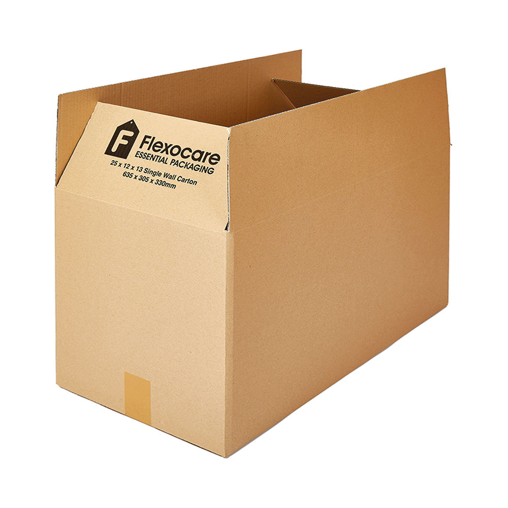 Flexocare Maxi Plus Removal Box 635 x 305 x 330mm (Pack of 20) 51261529