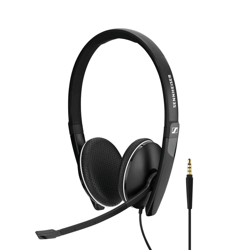 Sennheiser SC160 3.5mm Binaural Headset - 508319