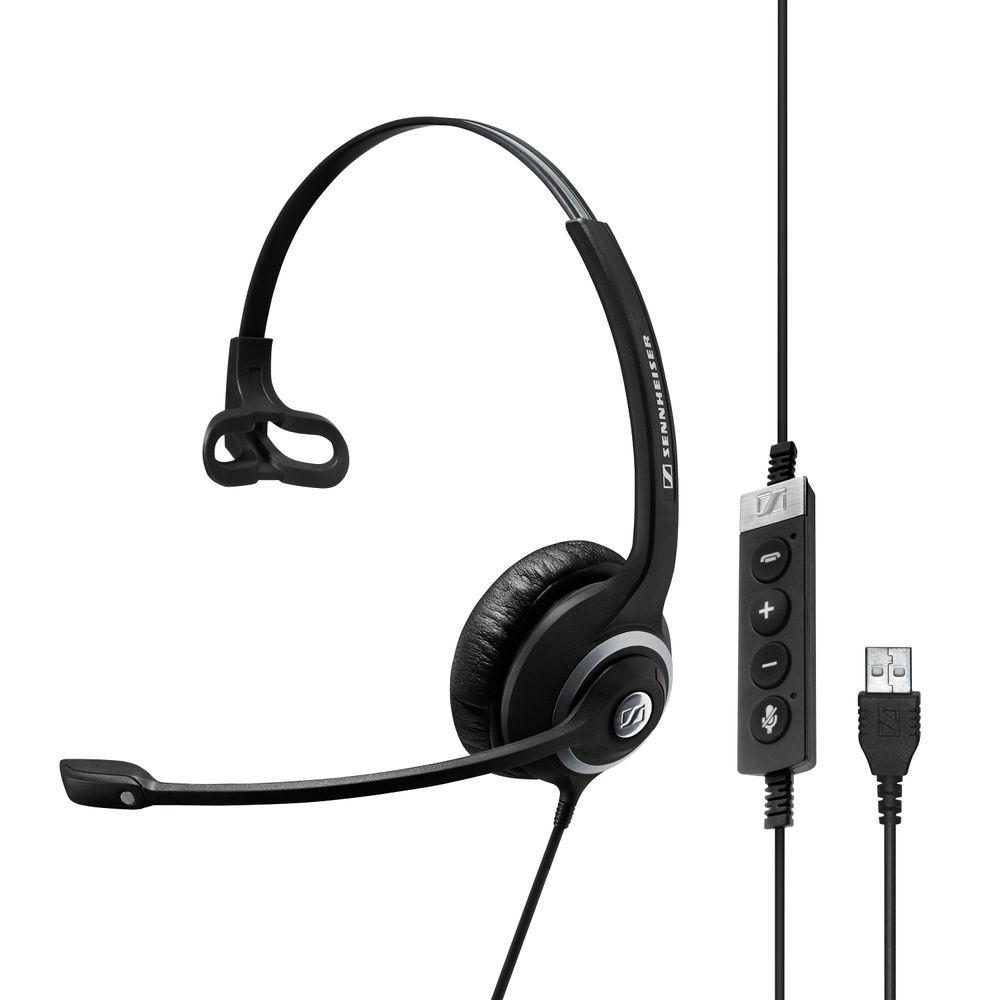 Sennheiser SC230 USB MSII Monaural Headset - 506482