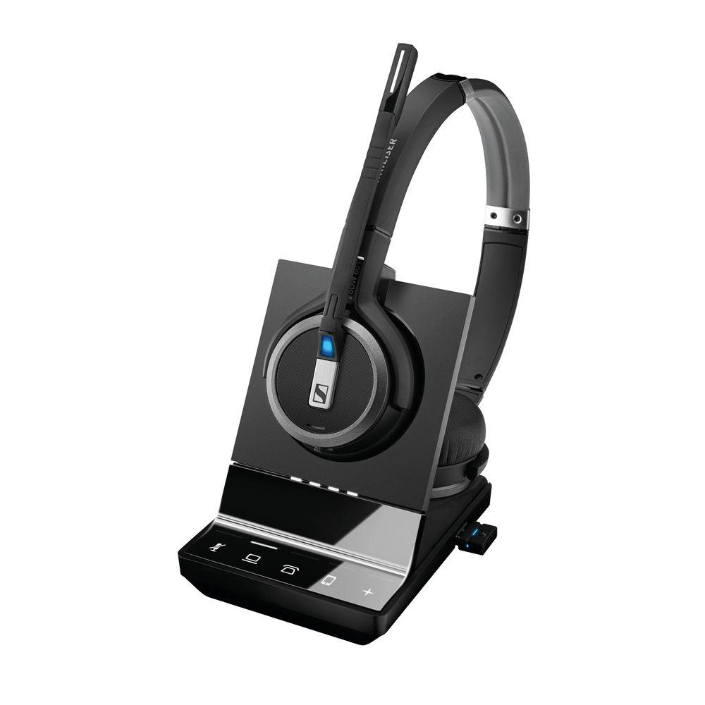 Sennheiser SDW5066 DECT Triple Connectivity Headset - 507023