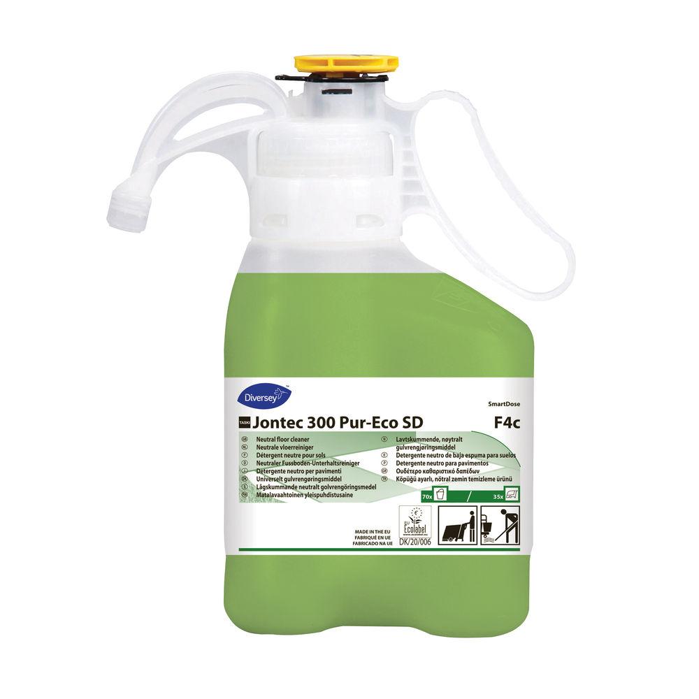 Diversey Taski Jontec 300 Pure-Eco 1.4 Litre Floor Cleaner - 7517833