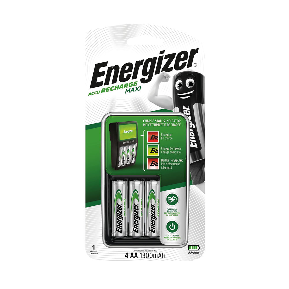 Energizer Maxi AA/AAA Battery Charger - 633151