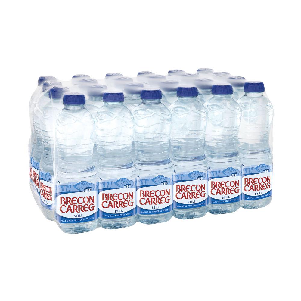 Brecon Carreg 500ml Still Mineral Water (Pack of 24) - 50115030084