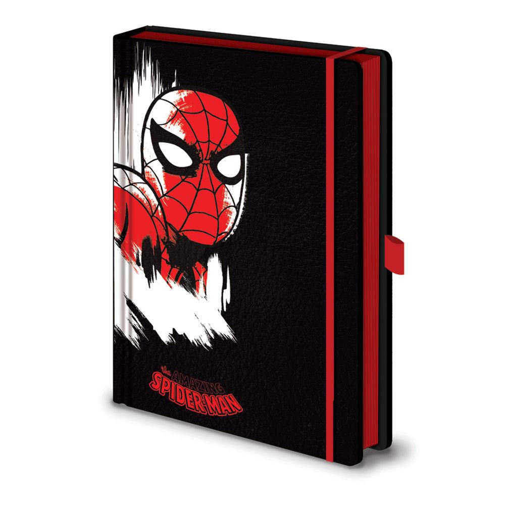 Marvel A5 Retro Spider-Man Notebook - SR72504
