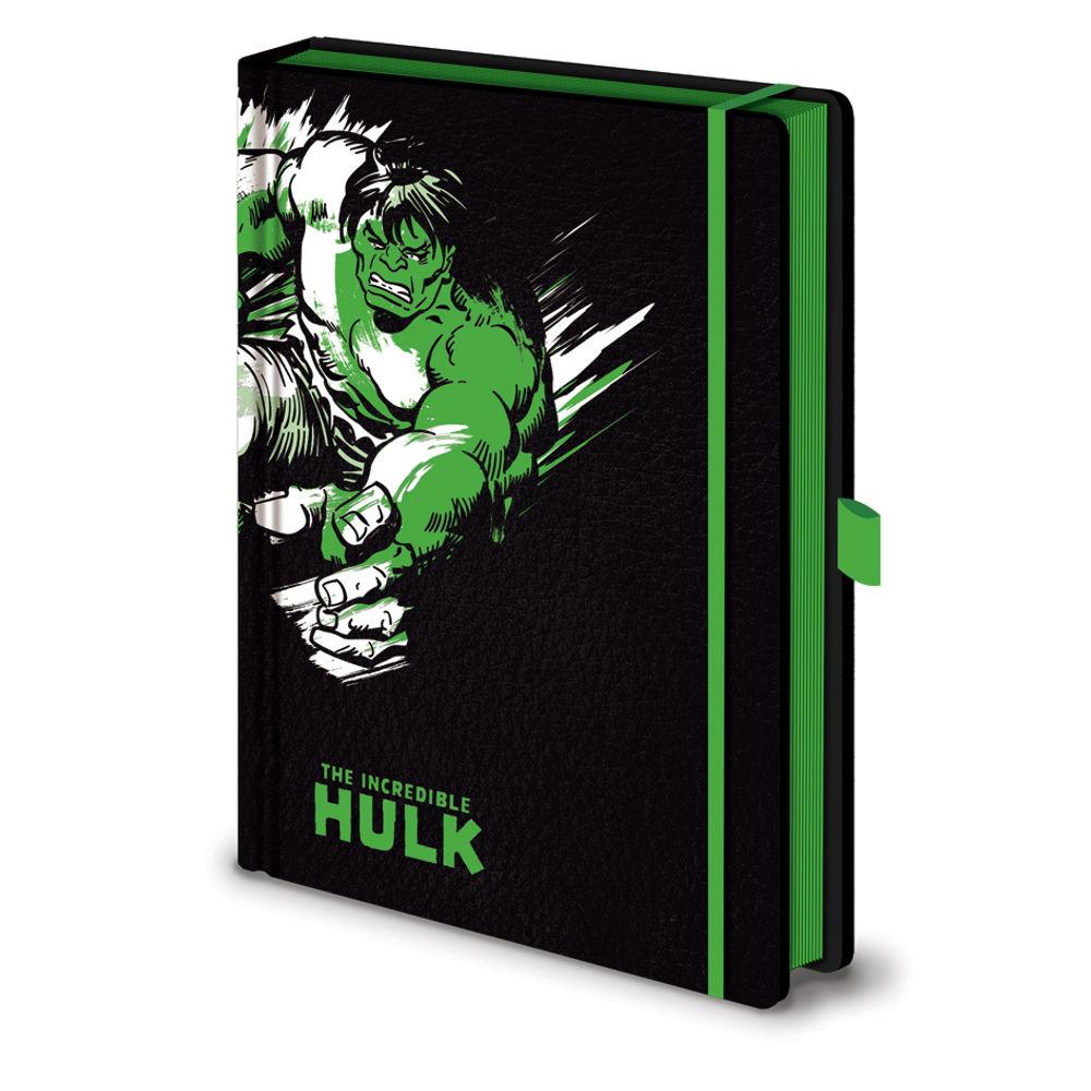 Marvel A5 Retro Hulk Notebook - SR72507