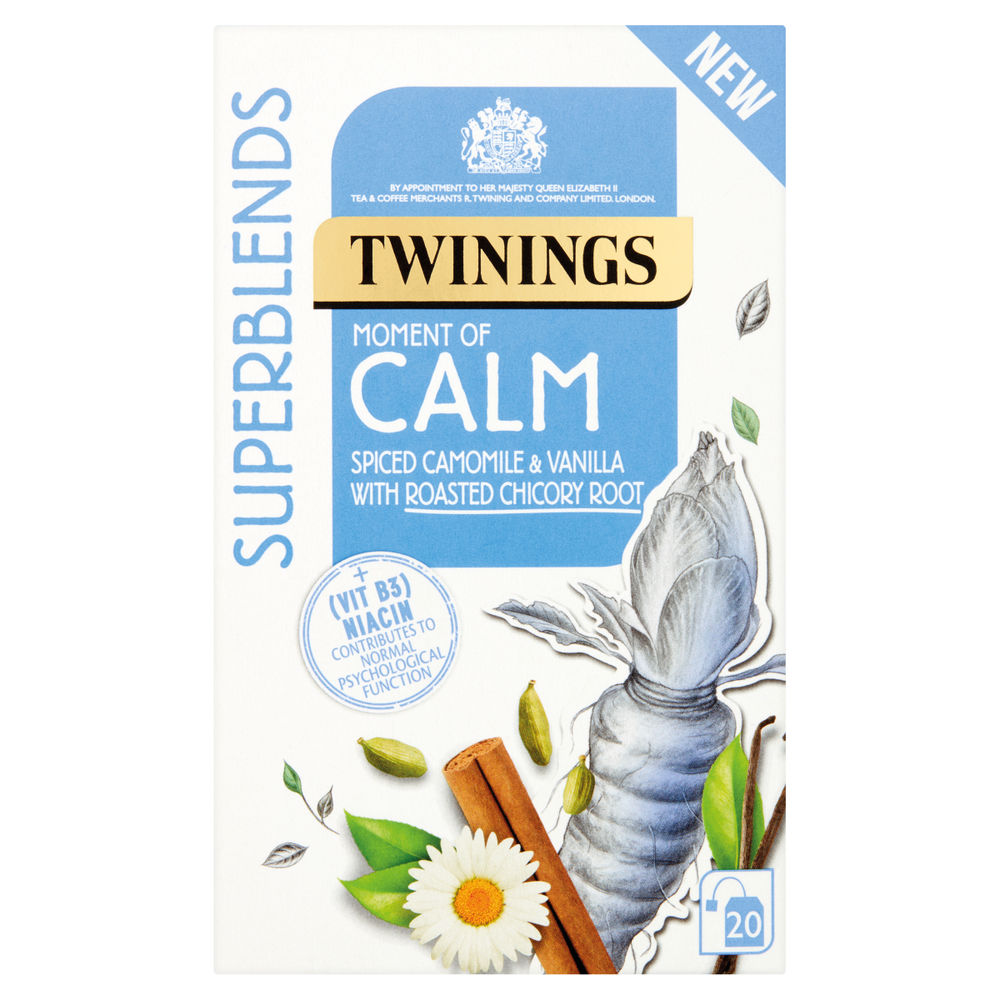 Twinings Superblends Calm Tea, Pack of 20 - F15169
