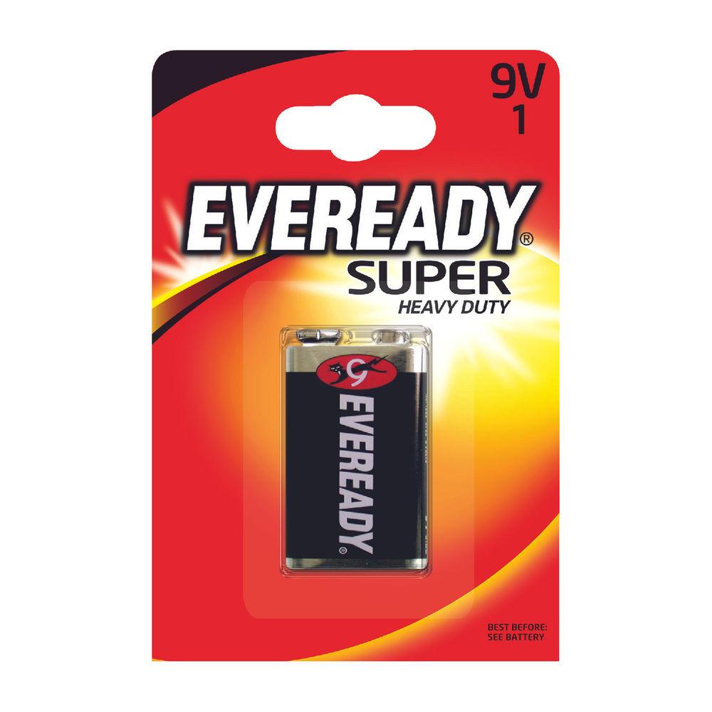 Eveready Super Battery 9V - 6F22BIUP