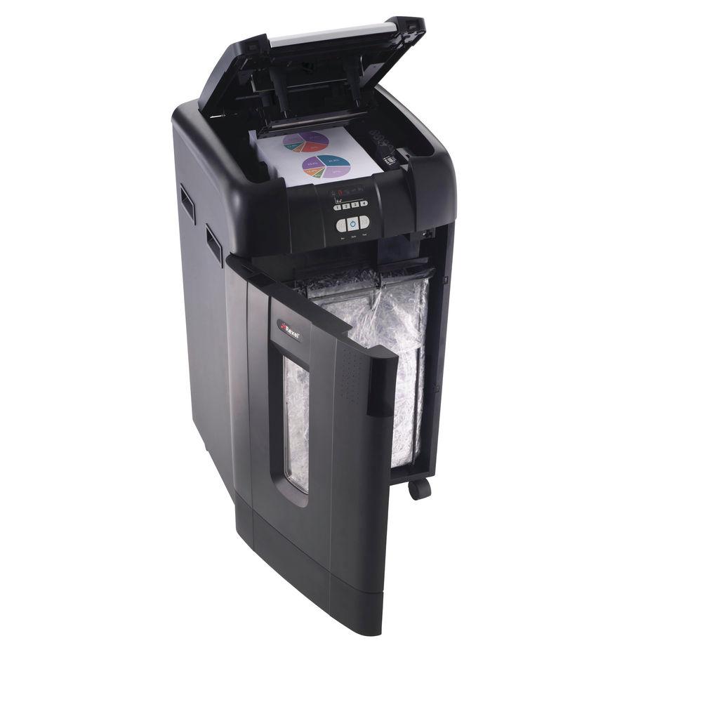 Rexel Auto+ 750X Cross Cut Shredder - 2103750