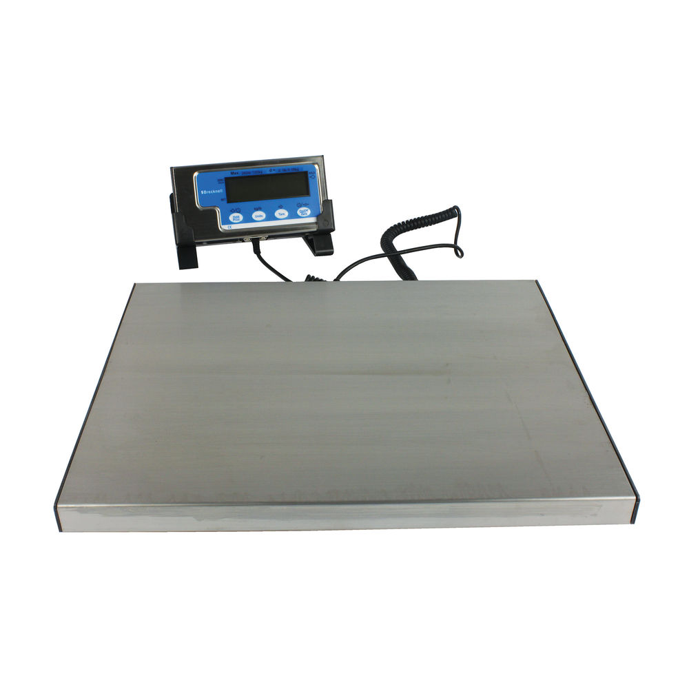 Salter 120kg Electronic Parcel Scale - WS120