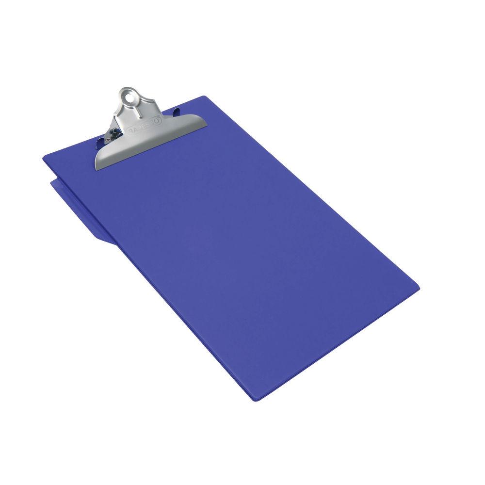 Rapesco Blue A4 Heavy Duty Clipboard - CD1000C2