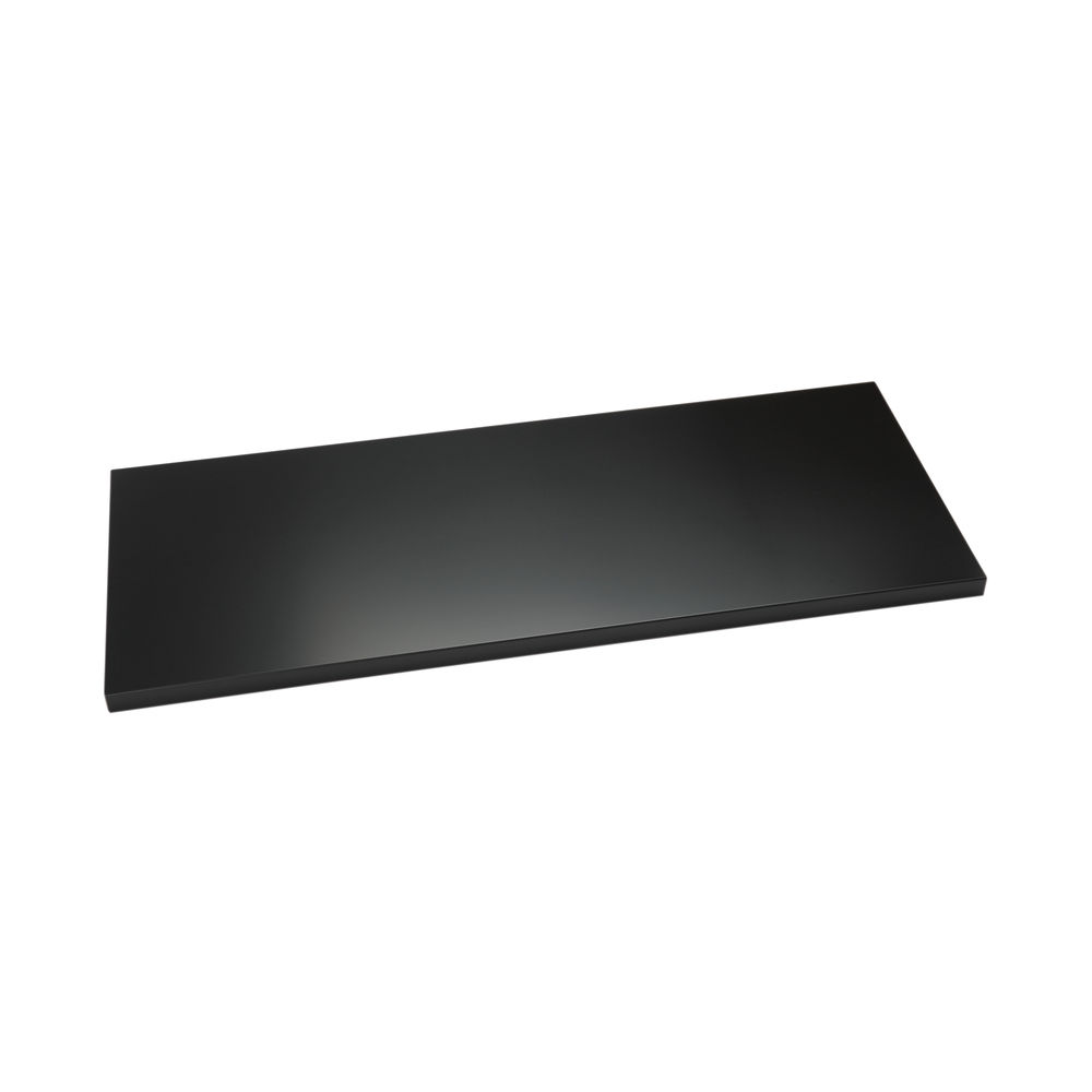 Jemini Black Additional Stationery Cupboard Shelf