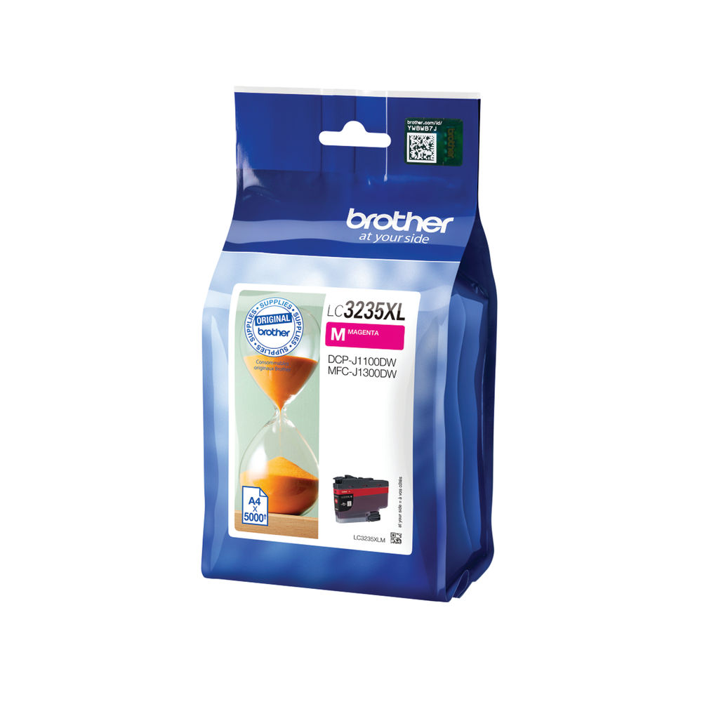 Brother Magenta Ink Cartridge LC3235XLM