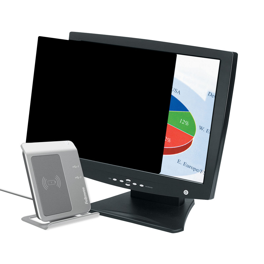 Fellowes PrivaScreen 24 Inch Widescreen Privacy Filter - 4811801