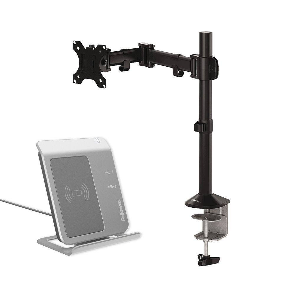 Fellowes Reflex Single Monitor Arm 8502501