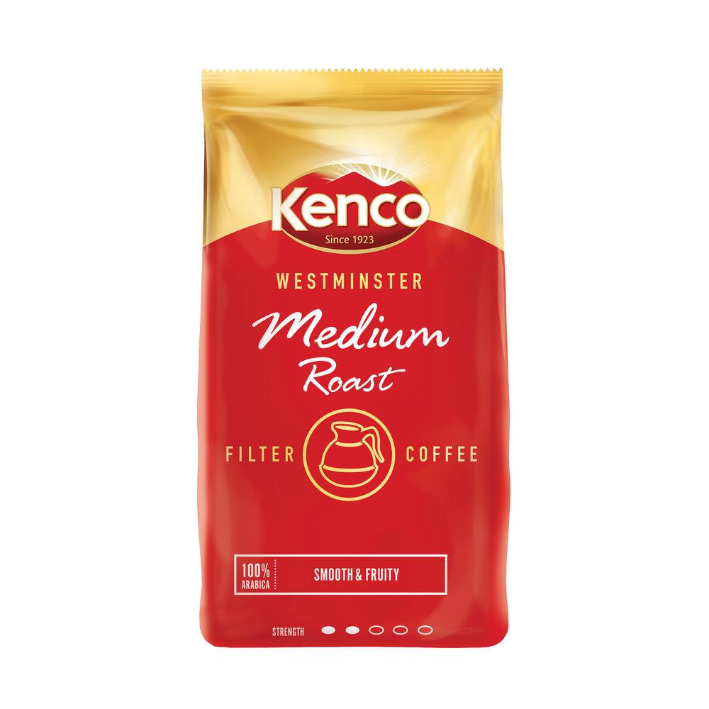 Kenco Westminster 1kg Medium Roast Filter Coffee - 24174