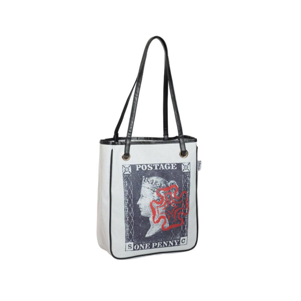 Quintessential Penny Post Collection Tote Bag - RMTO-TOTEBAG