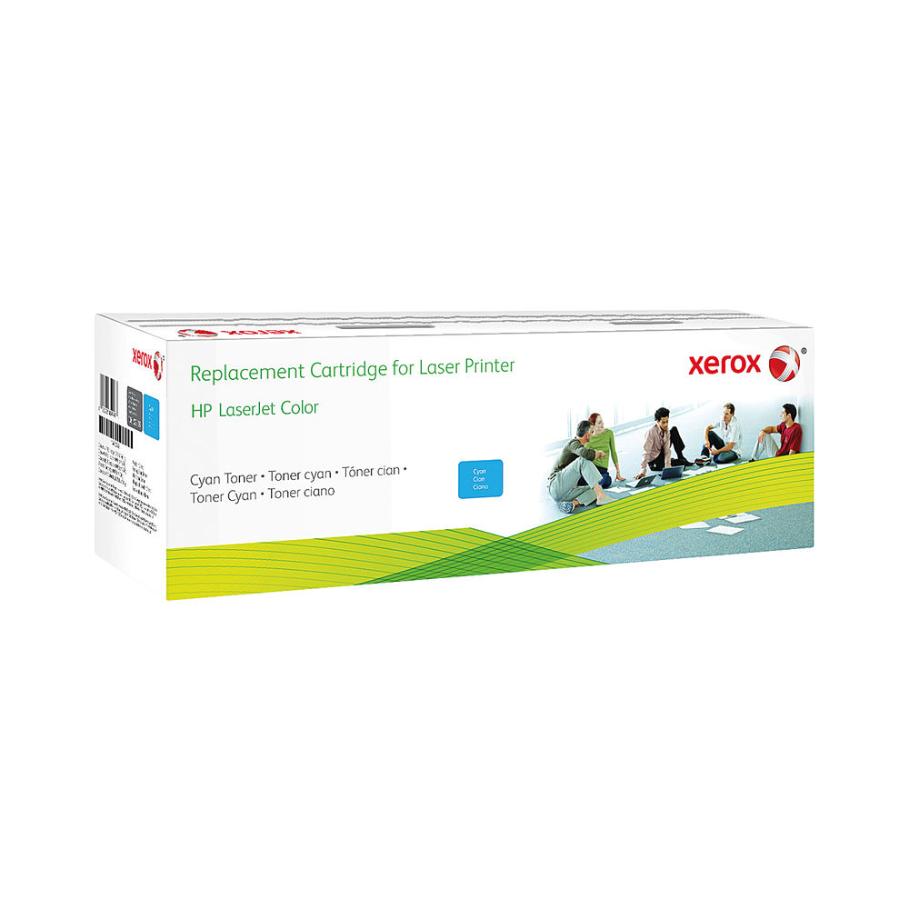 Xerox Cyan CF361X Replacement Toner - 006R03468