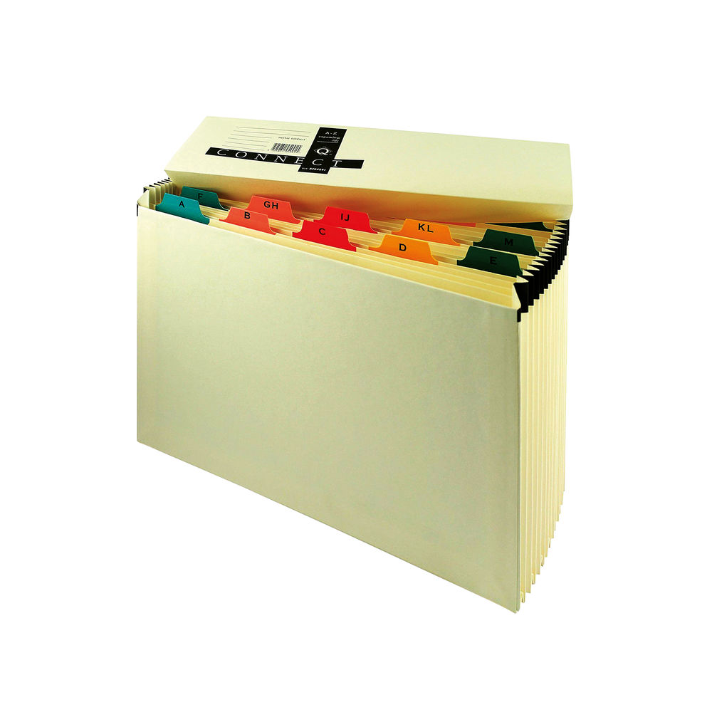 Q-Connect Mylar 1-31 Expanding File - KF04092