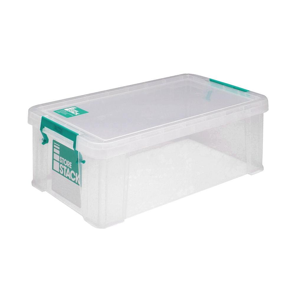 StoreStack 7.5L Storage Box with Lid - S20K075