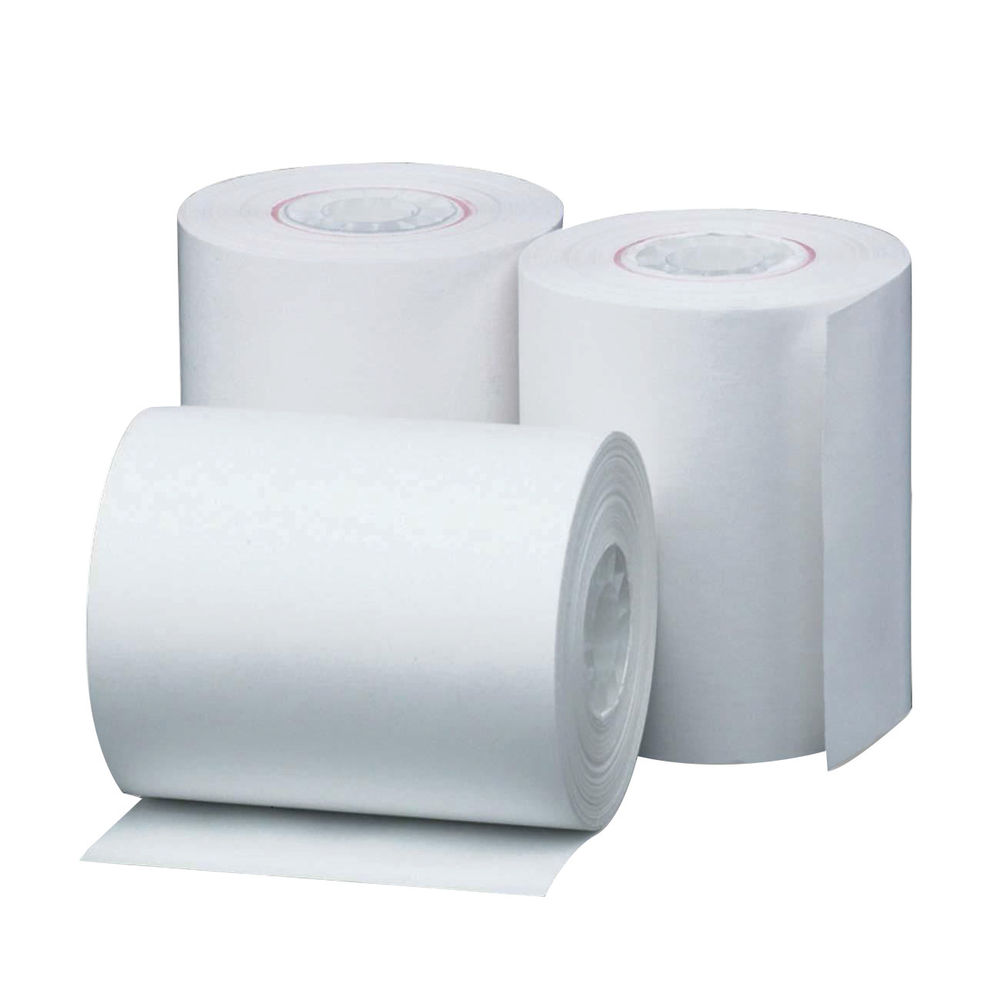 Prestige White Thermal Credit Card Rolls (Pack of 20) - RE00032