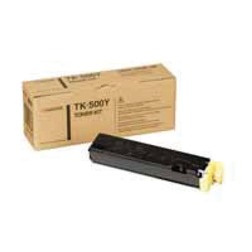 Kyocera FS-C5016 Yellow Laser Toner Cartridge  370PD3KW