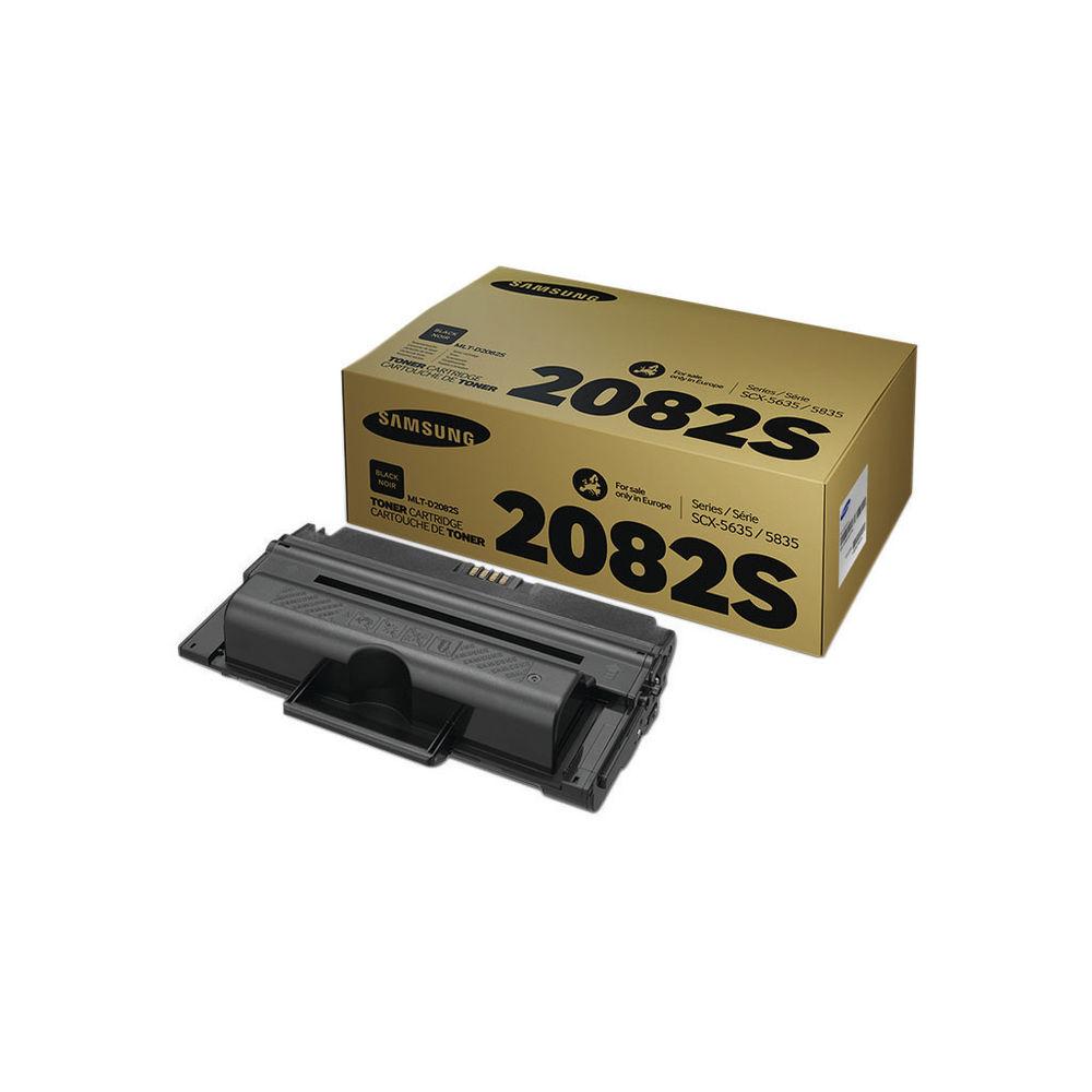 Samsung 2082S Black Toner Cartridge - MLT-D2082S/ELS