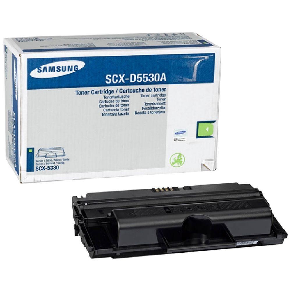 Samsung SCX-D5530 Black Toner Cartridge - High Capacity SCX-D5530A/ELS