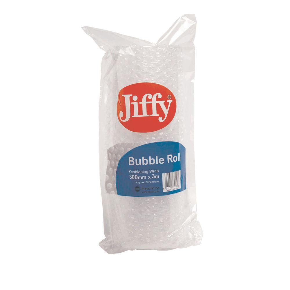 Jiffy Small Bubble Wrap 300mmx3m 20Rll