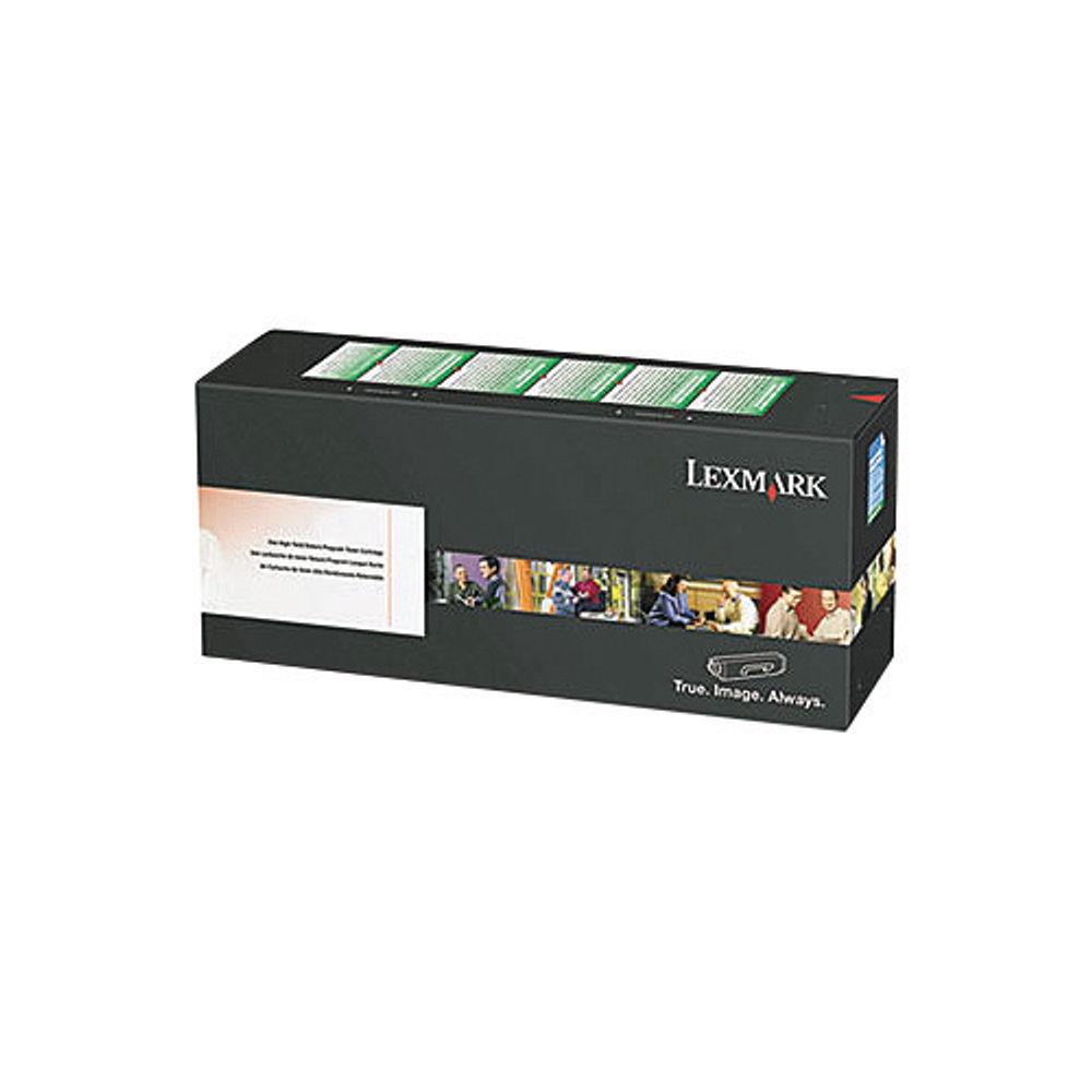 Lexmark CX/CS727 Cyan Toner Cartridge - 75B20C0