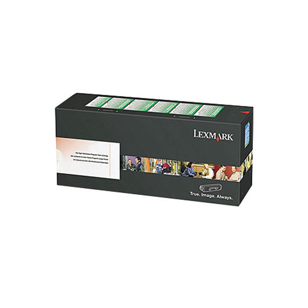 Lexmark CX/CS727 Black Toner Cartridge - 75B20K0