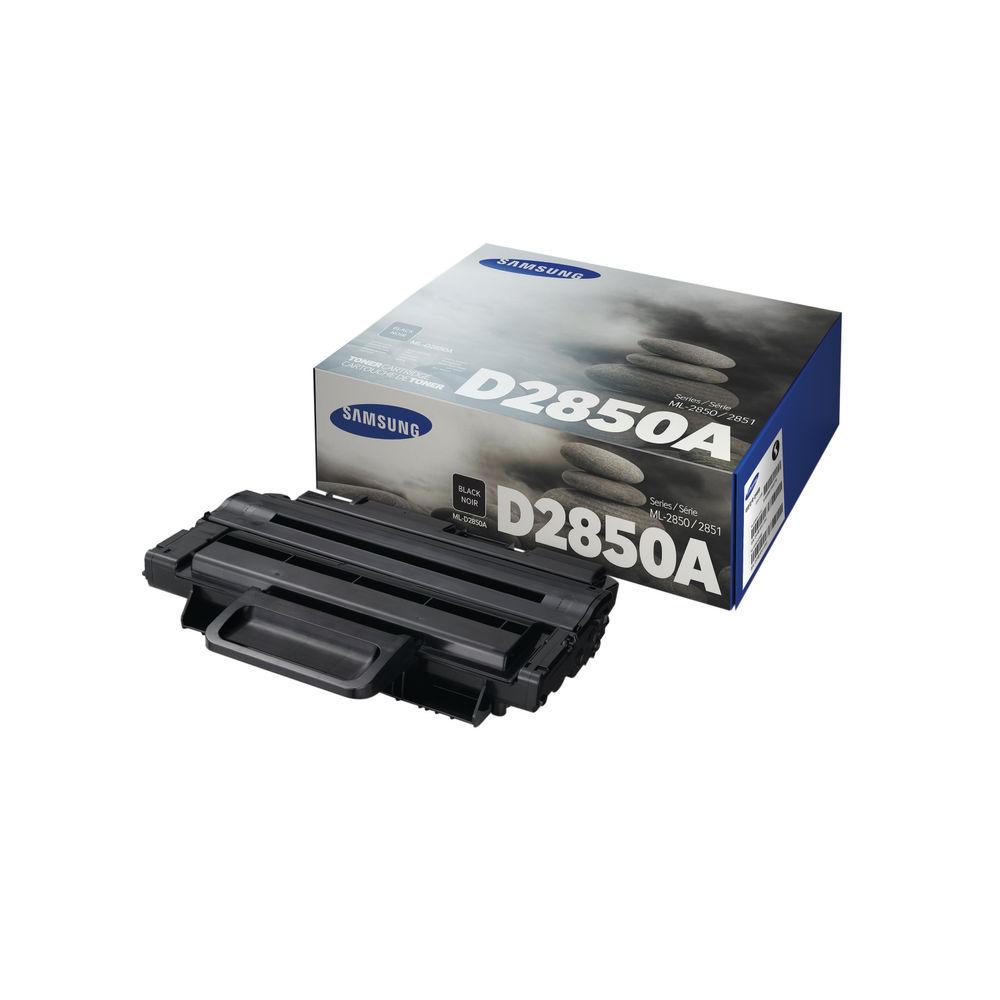 Samsung D2850A Black Toner Cartridge - ML-D2850A/ELS