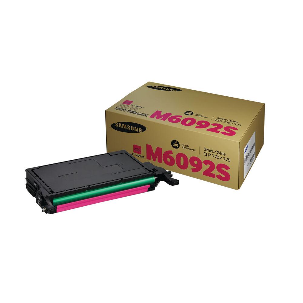 Samsung M6092S Magenta Toner - CLT-M6092S/ELS
