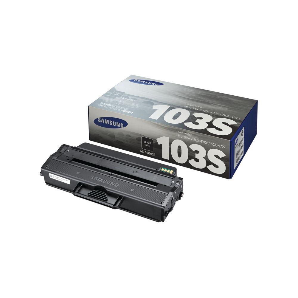 Samsung MLT-D103S Black Toner Cartridge - SU728A